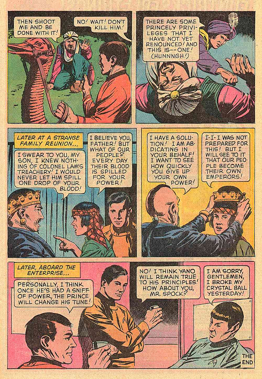 Star Trek (1967) #44 #44 - English 24