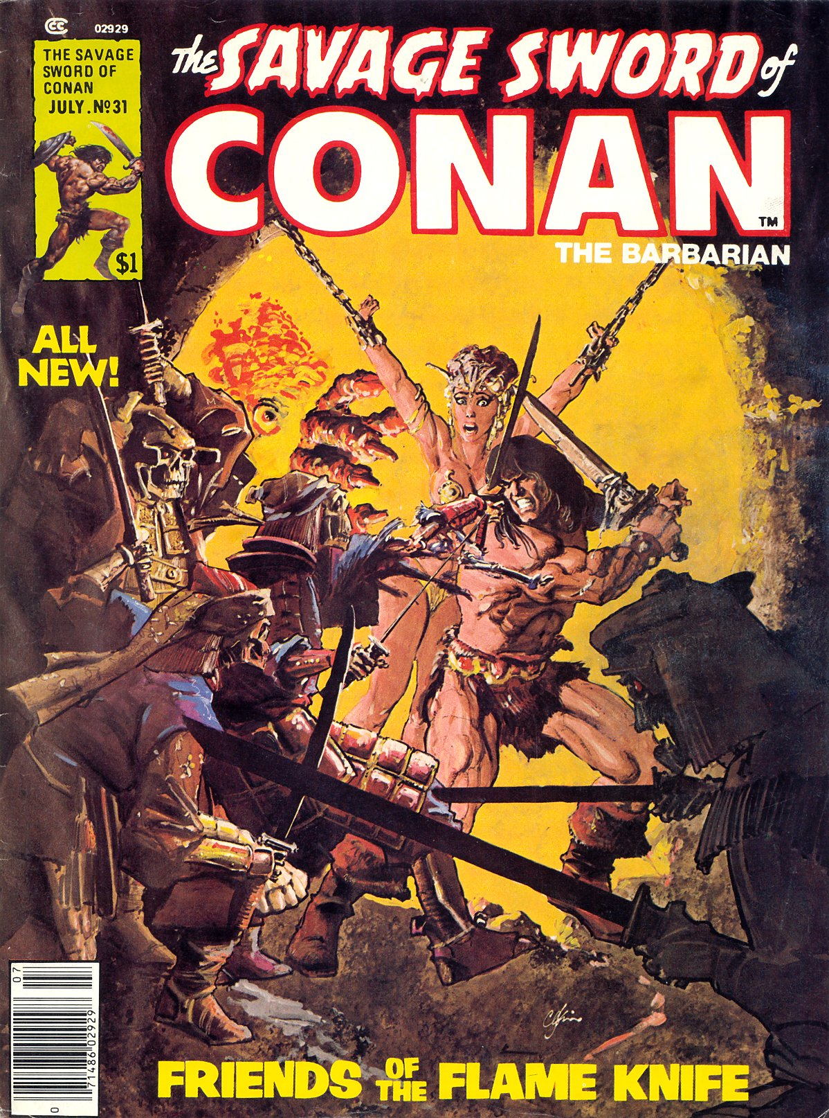 Conan Is #205 - English 1