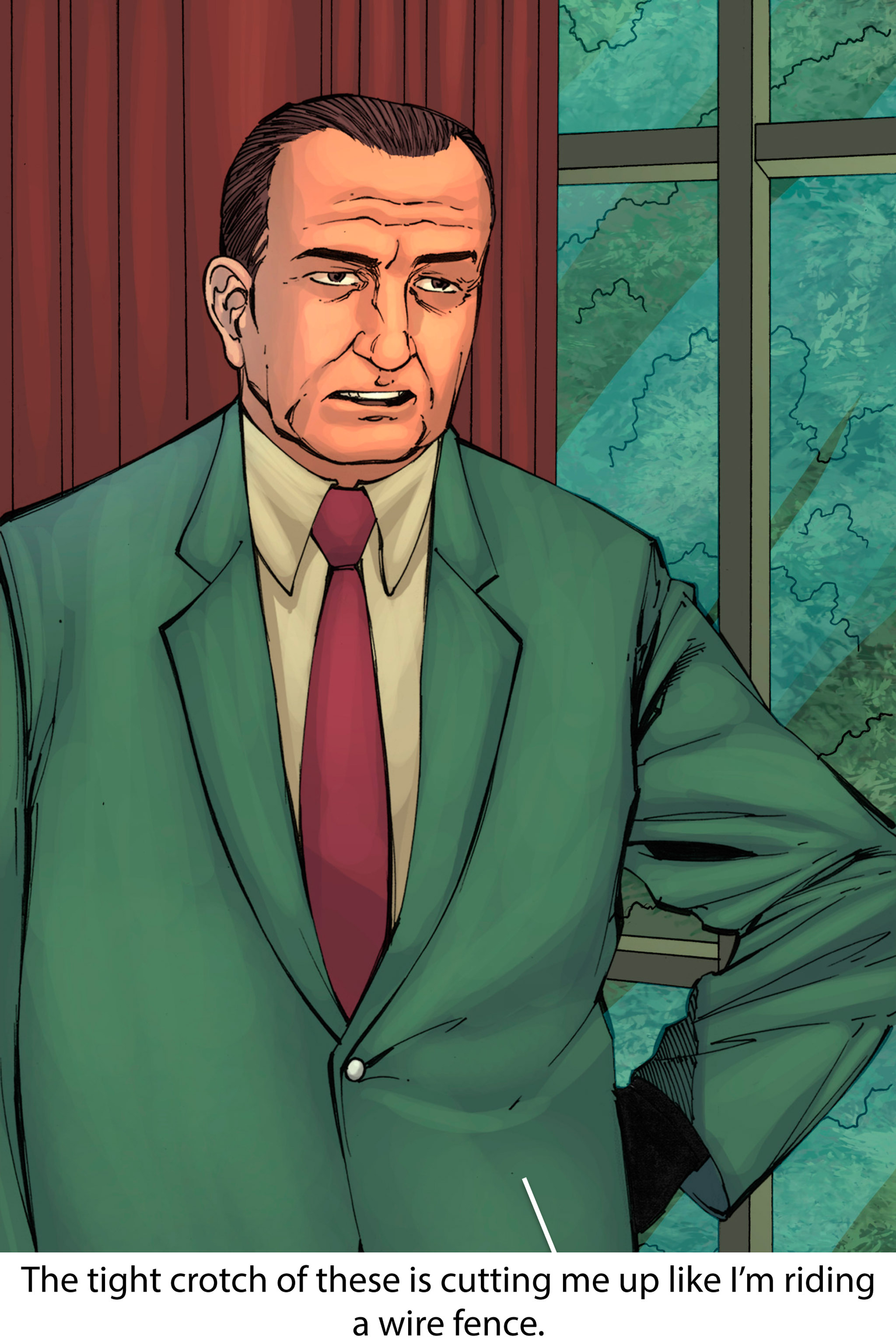 Read online Z-Men comic -  Issue #1 - 41