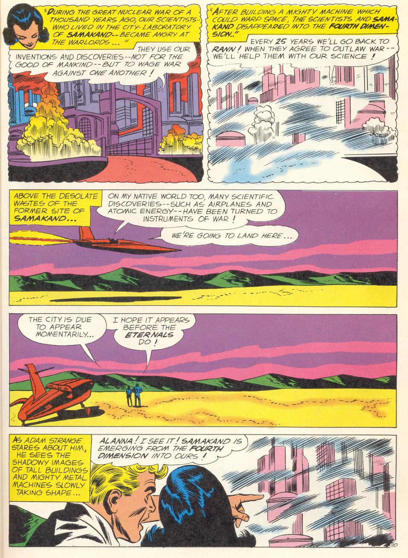 Read online Secret Origins (1961) comic -  Issue # Full - 24