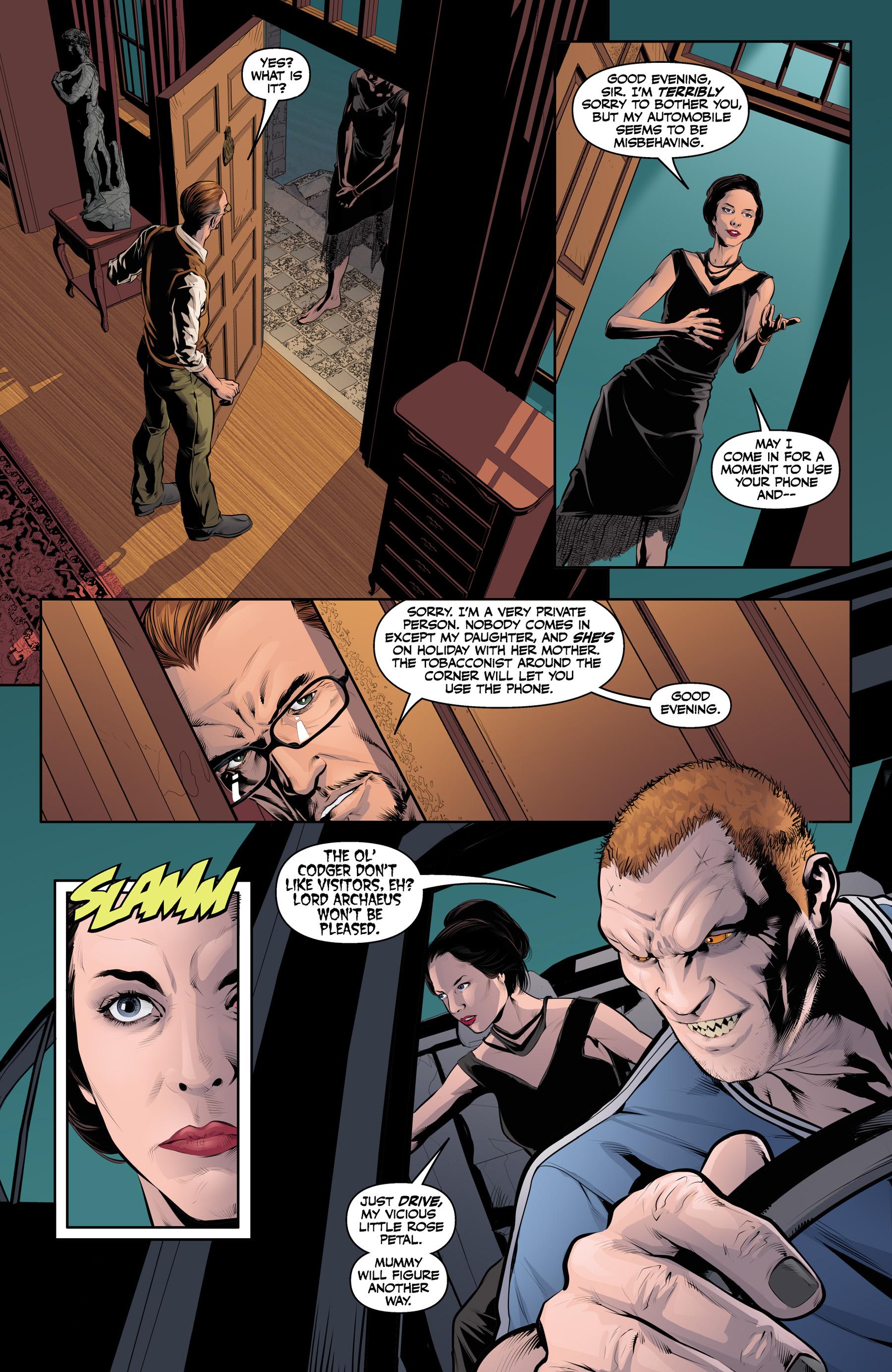 Read online Angel & Faith Season 10 comic -  Issue #21 - 4