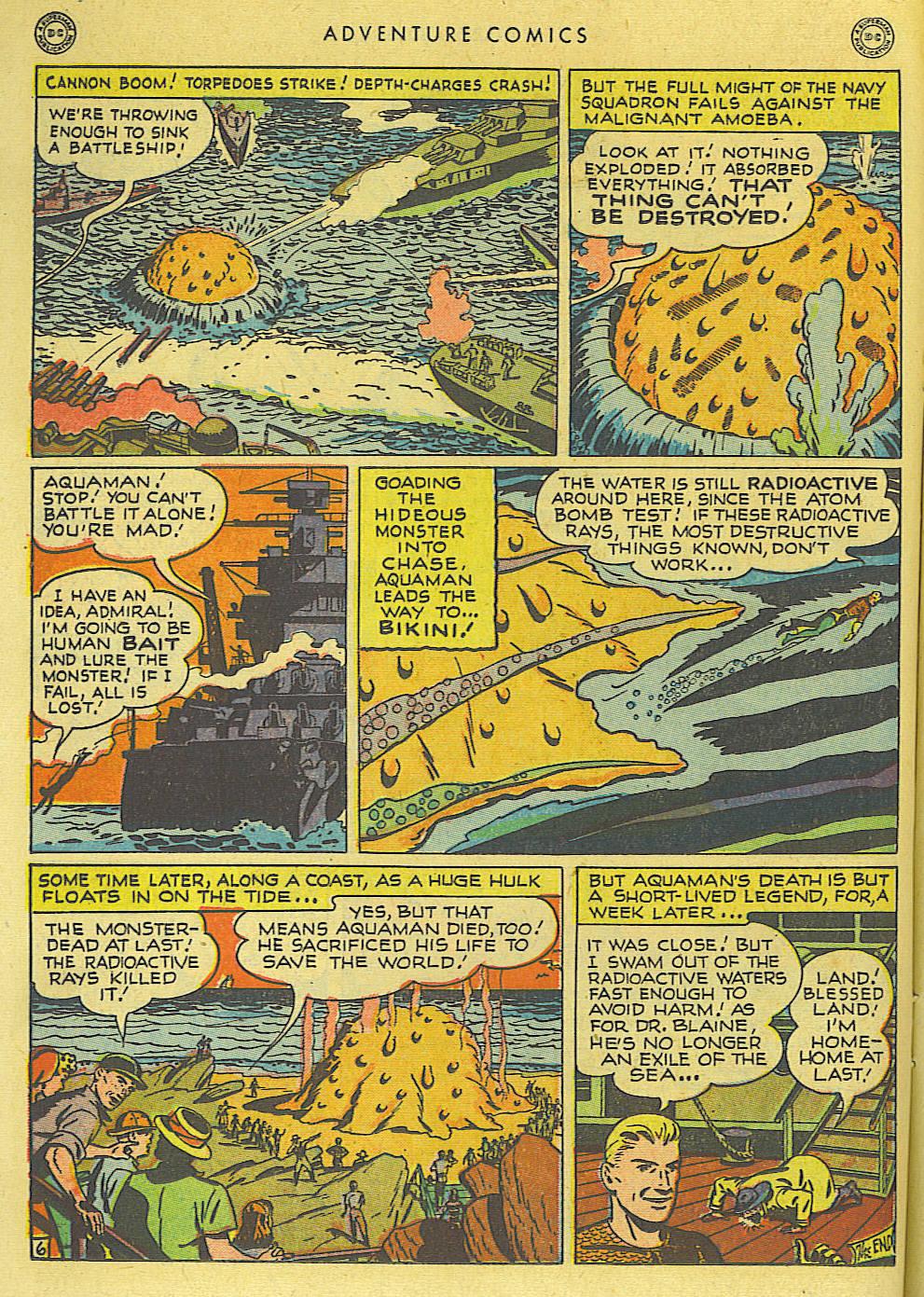 Read online Adventure Comics (1938) comic -  Issue #135 - 20