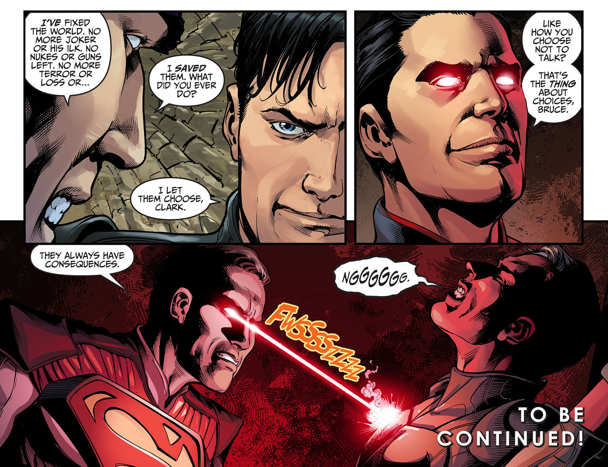 Read online Injustice: Ground Zero comic -  Issue #6 - 23