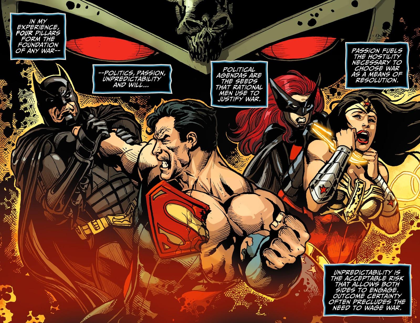 Injustice: Gods Among Us Year Four Issue #16 #17 - English 5