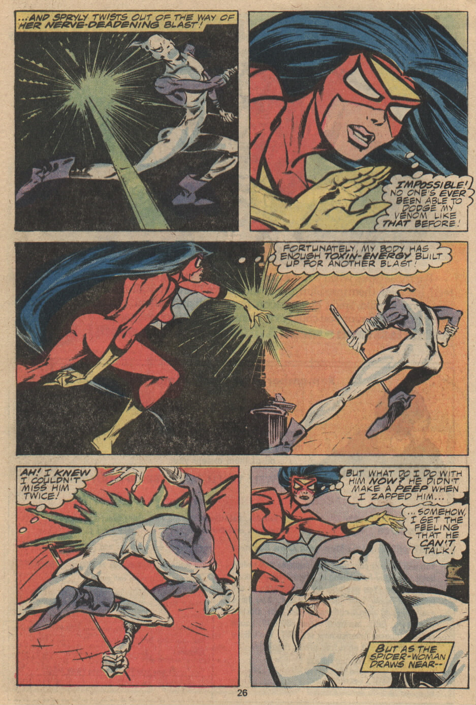 Spider-Woman (1978) Issue #9 #9 - English 16