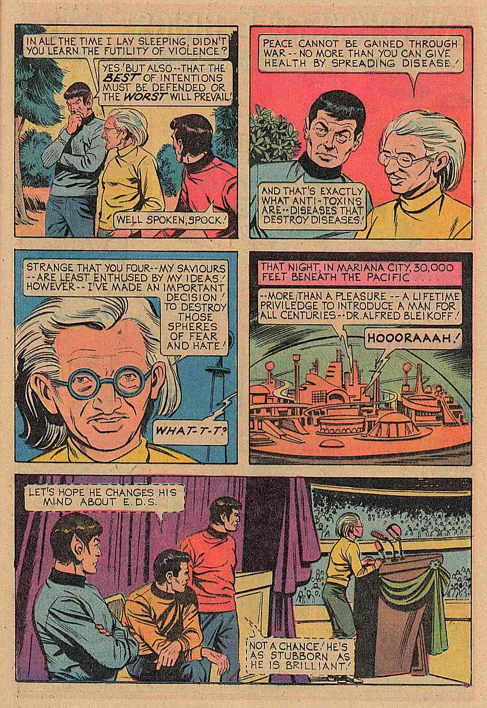 Star Trek (1967) Issue #39 #39 - English 15