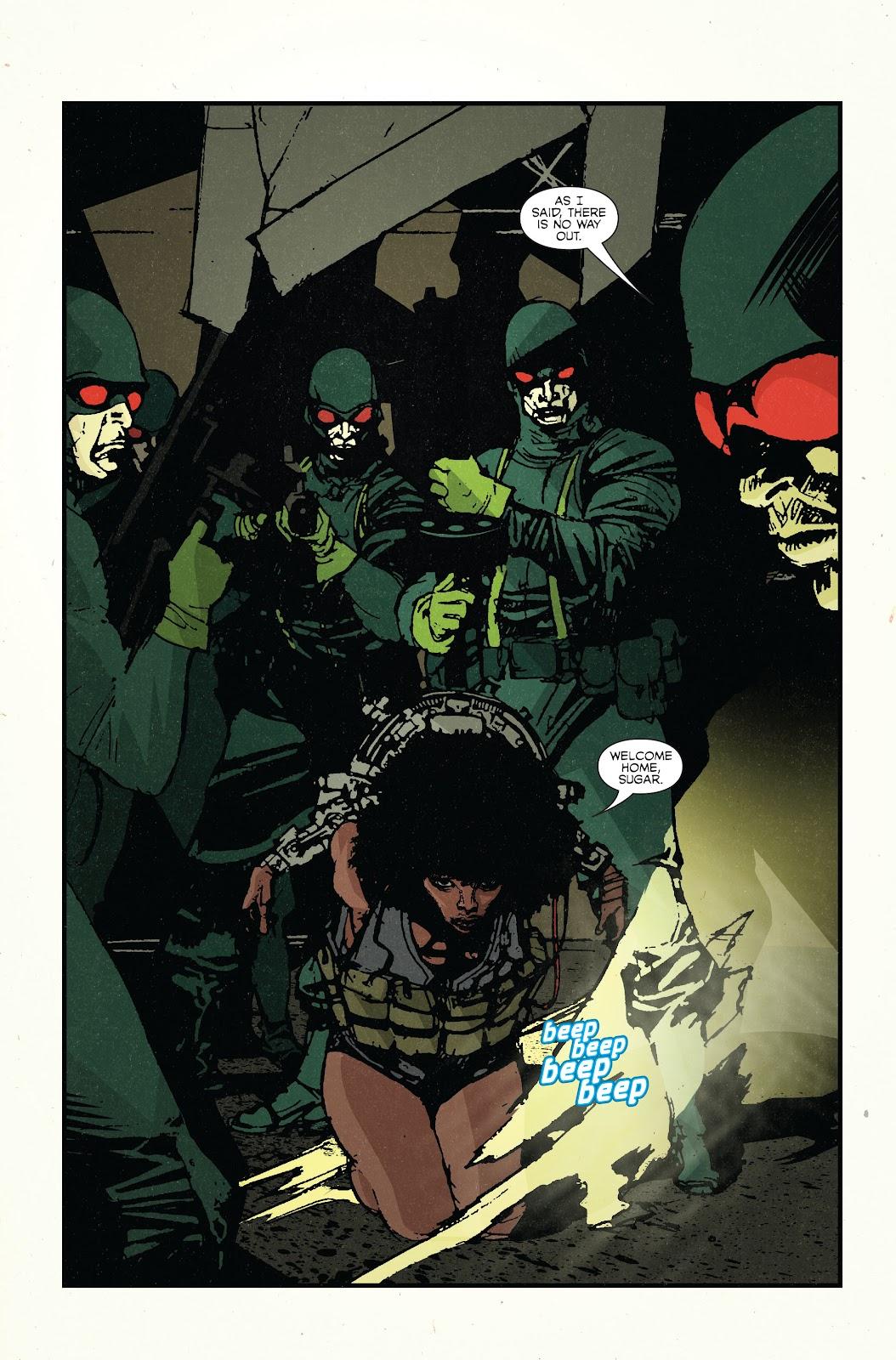 The Immortal Iron Fist Issue #27 #28 - English 12