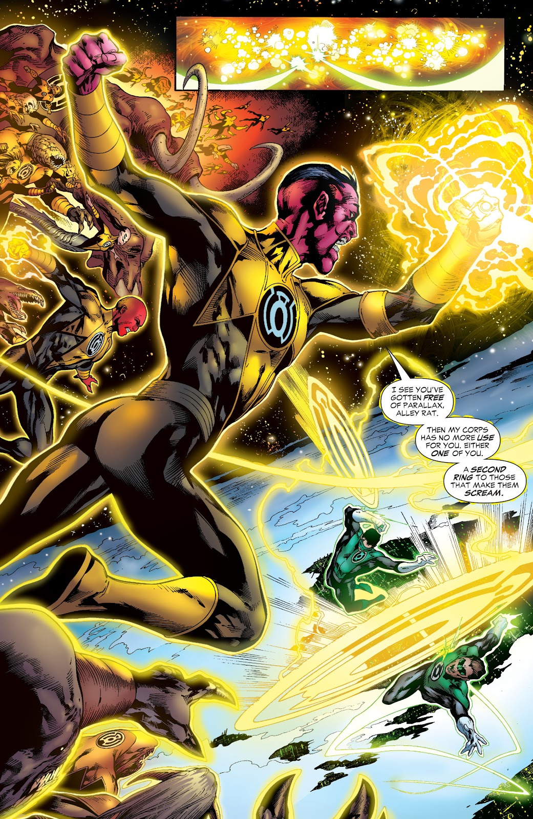 Green Lantern: The Sinestro Corps War Full #1 - English 258