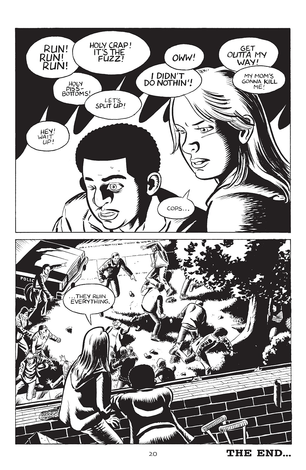 Stray Bullets Issue #33 #33 - English 22