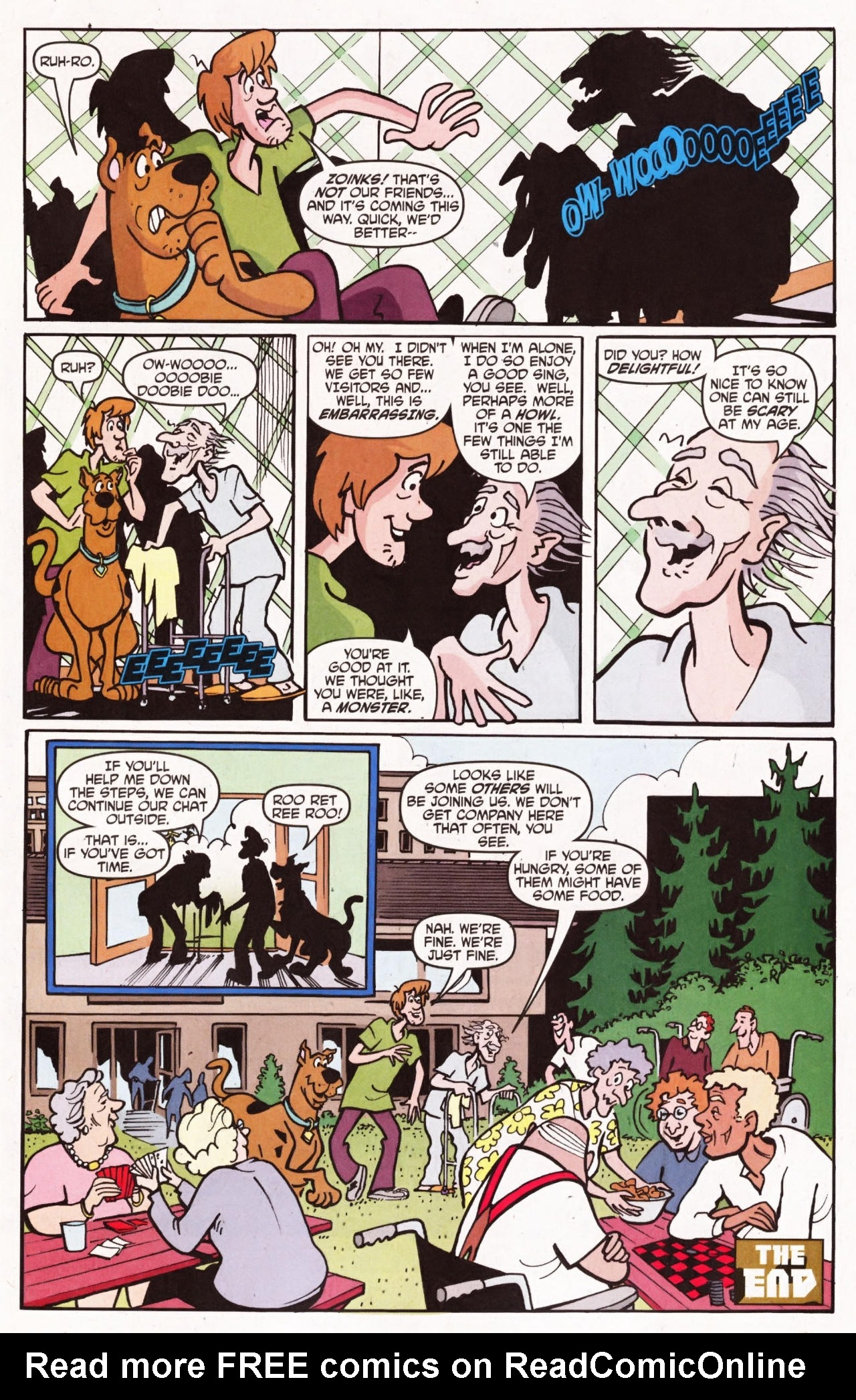 Read online Scooby-Doo (1997) comic -  Issue #136 - 21