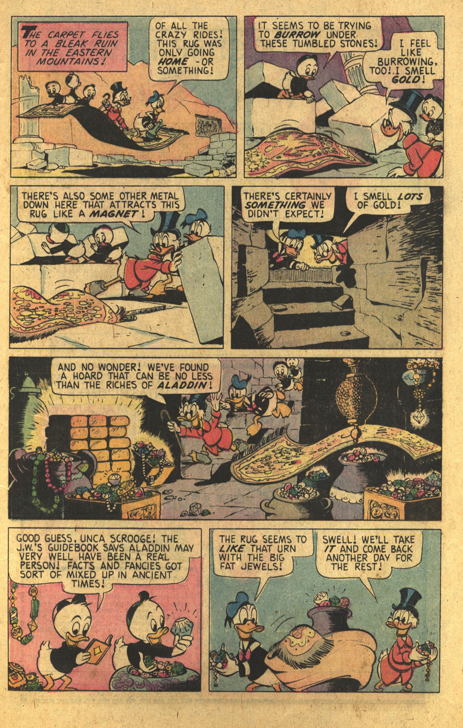 Uncle Scrooge (1953) Issue #116 #116 - English 14