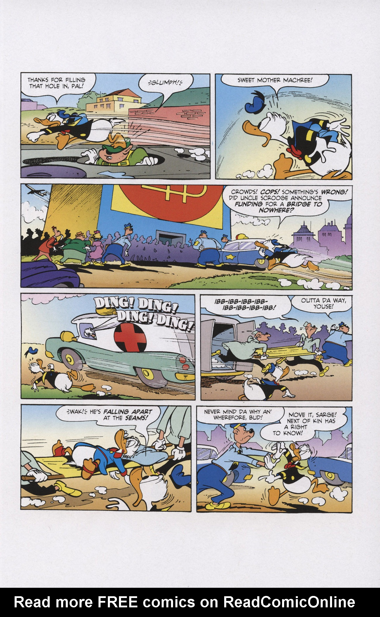 Uncle Scrooge (1953) #404 #404 - English 7