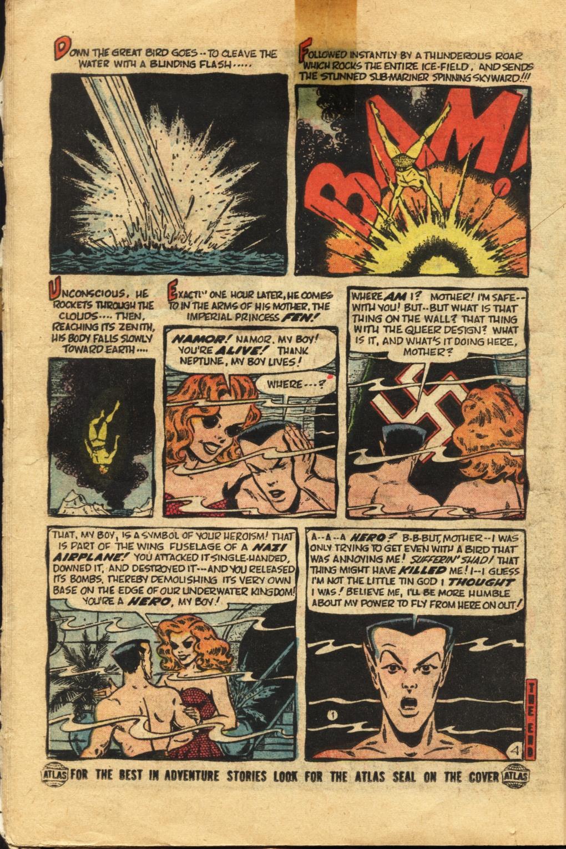 Sub-Mariner Comics #41 #41 - English 12