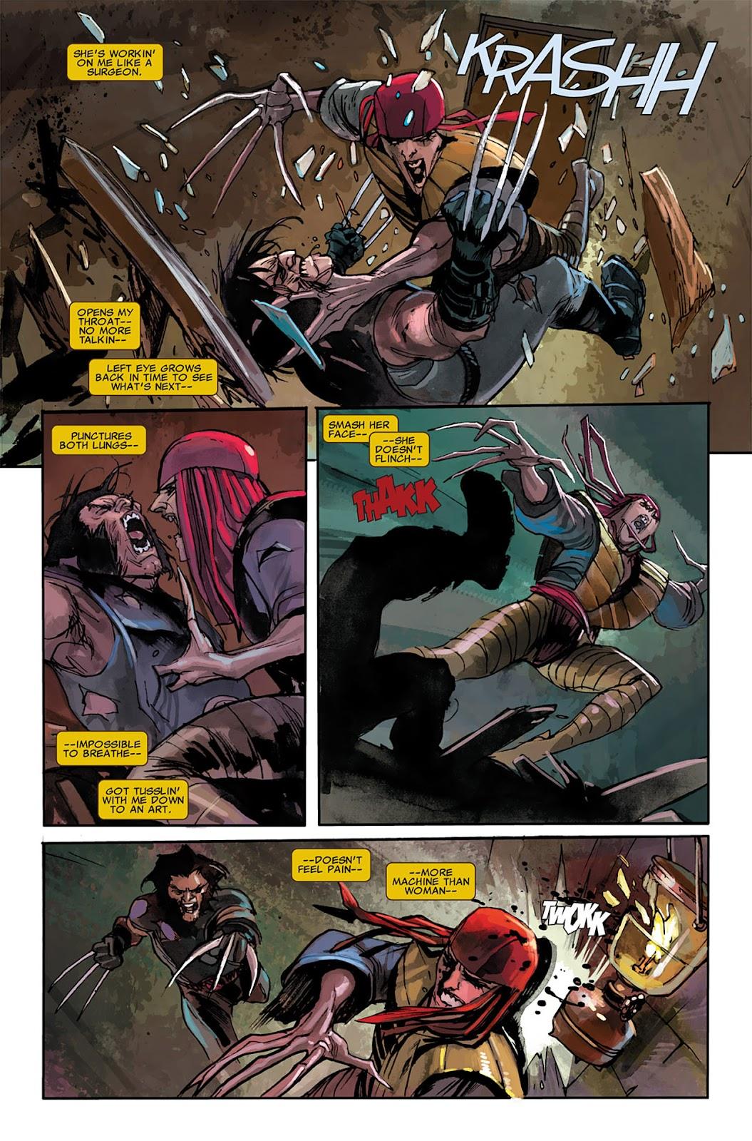 Uncanny X-Force (2010) Issue #5.1 #6 - English 16