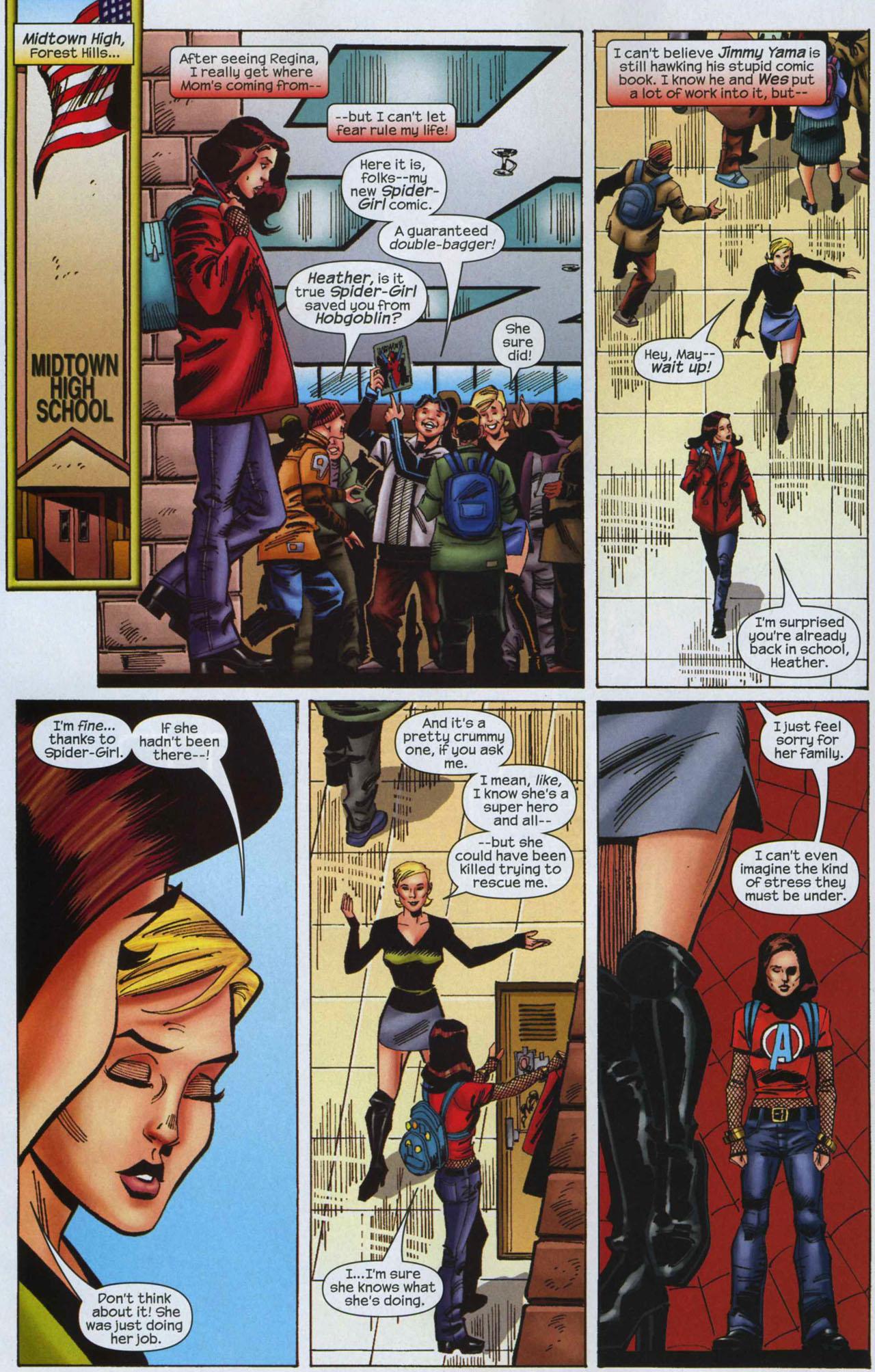 Amazing Spider-Girl #7 #24 - English 10