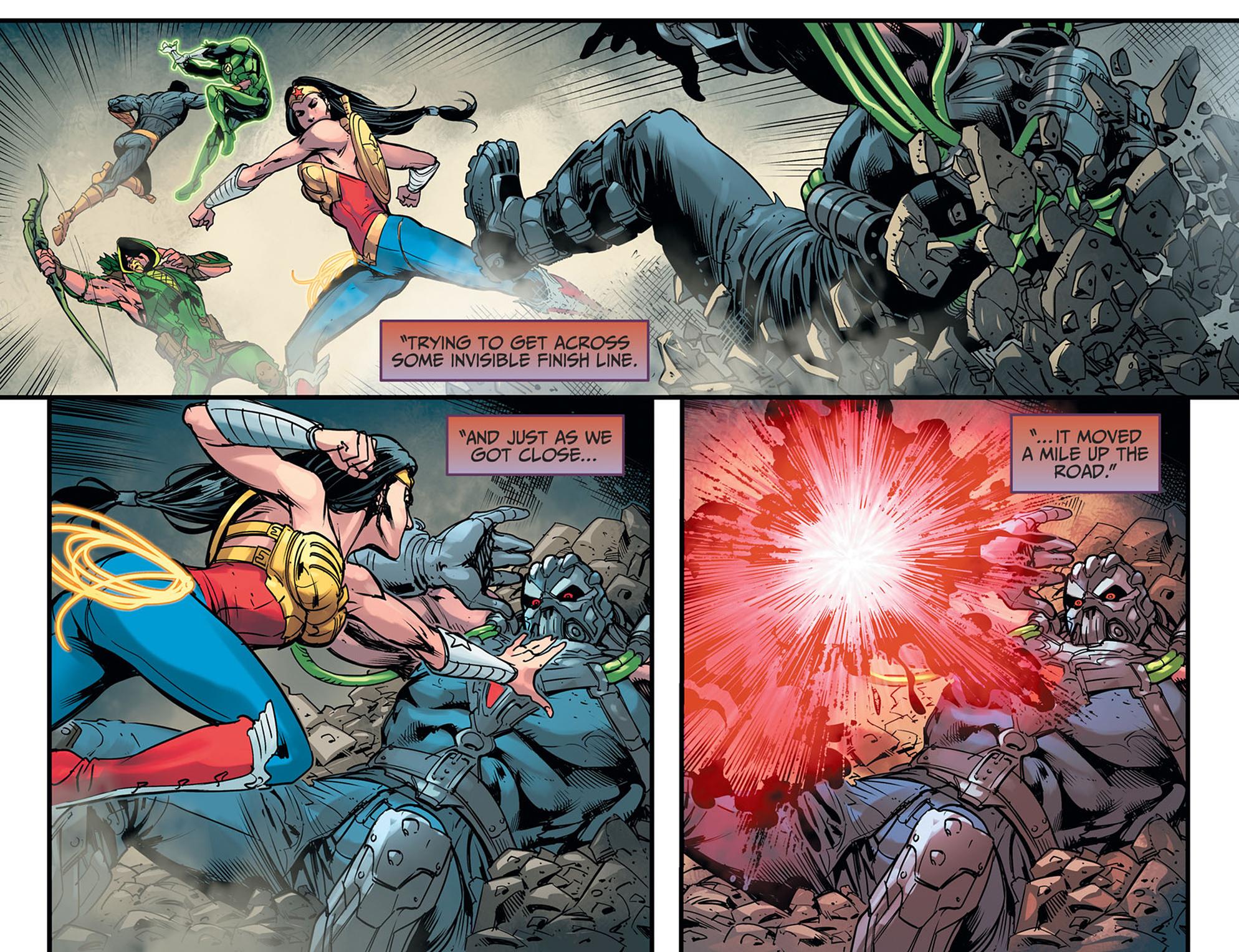 Read online Injustice: Ground Zero comic -  Issue #21 - 21