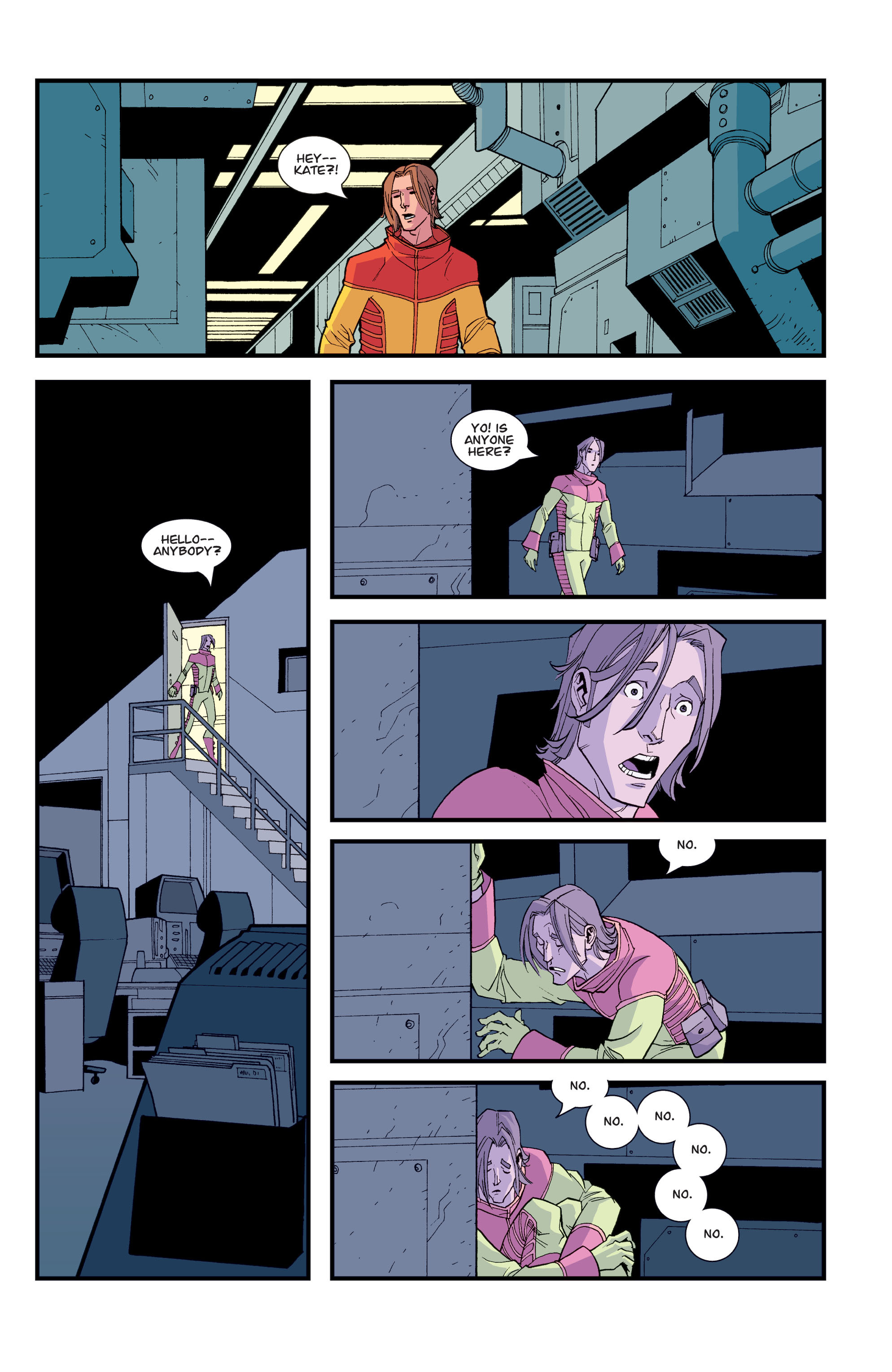 Invincible _TPB_6_-_A_Different_World Page 12