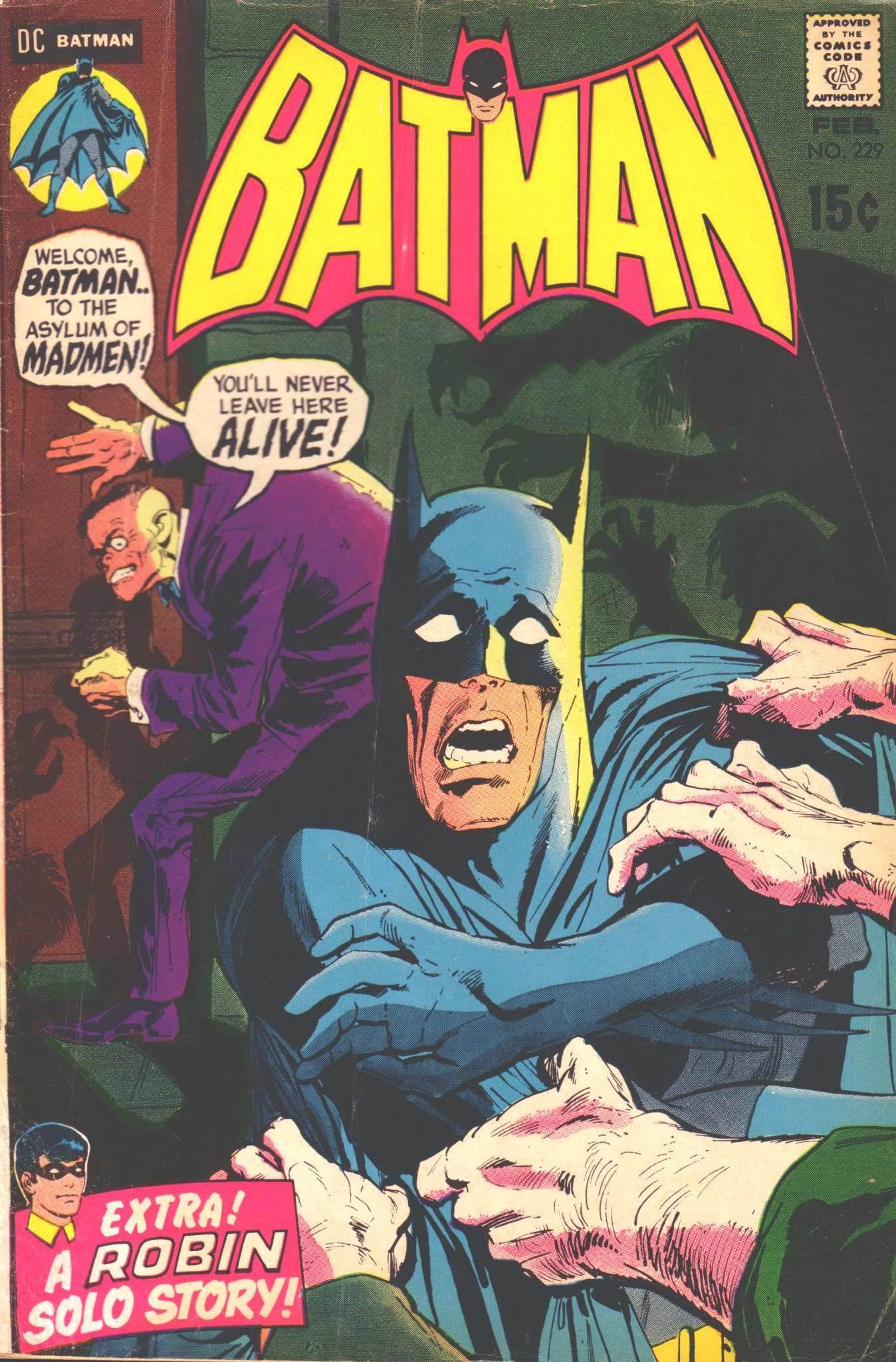 Batman (1940) 229 Page 1