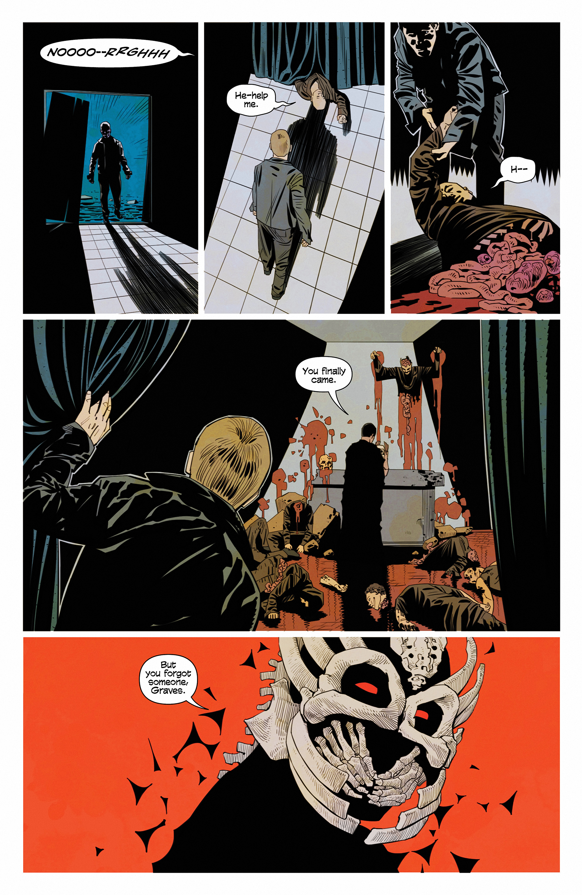 Read online Demonic comic -  Issue #6 - 13