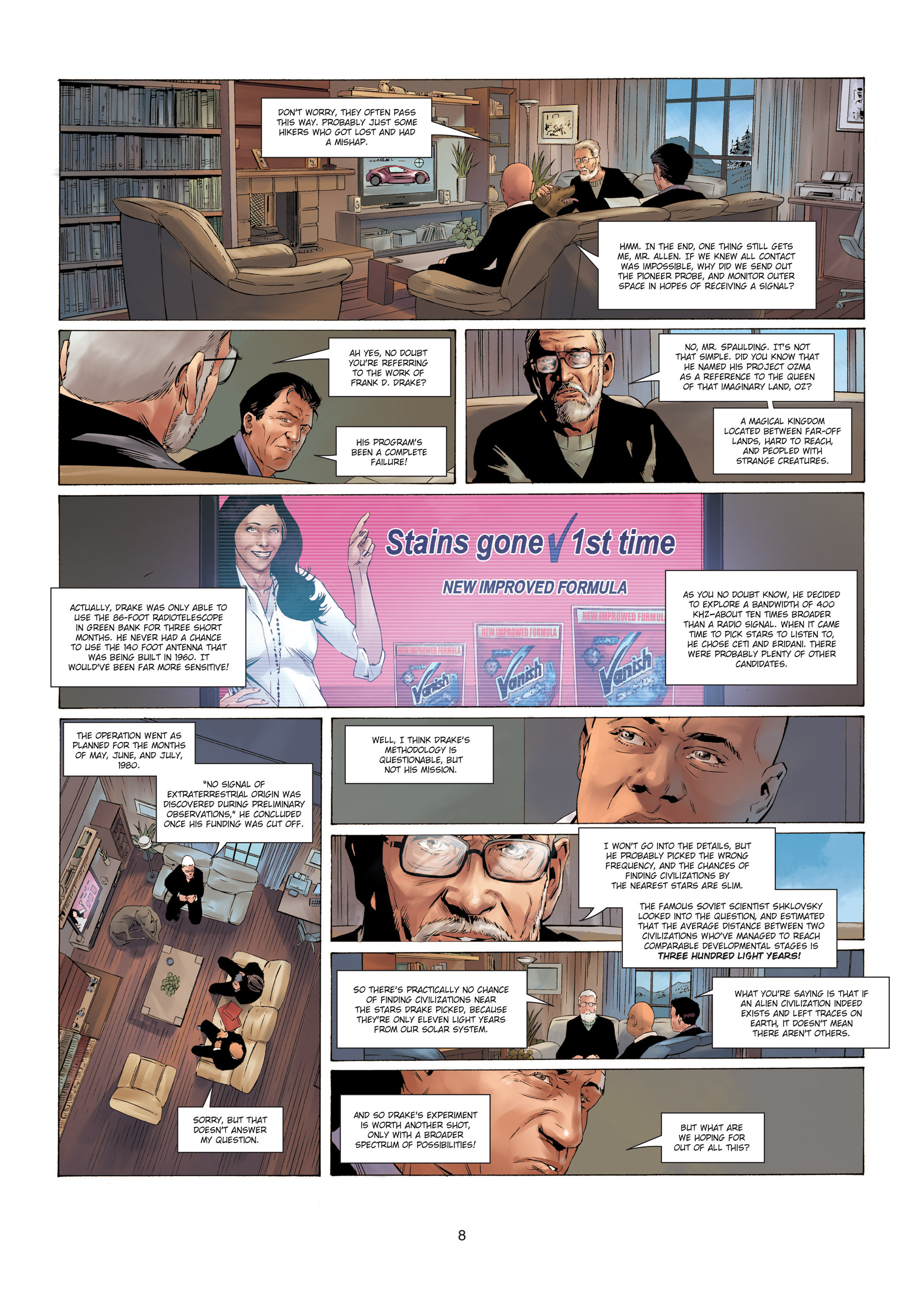 Promethee #8 #12 - English 8