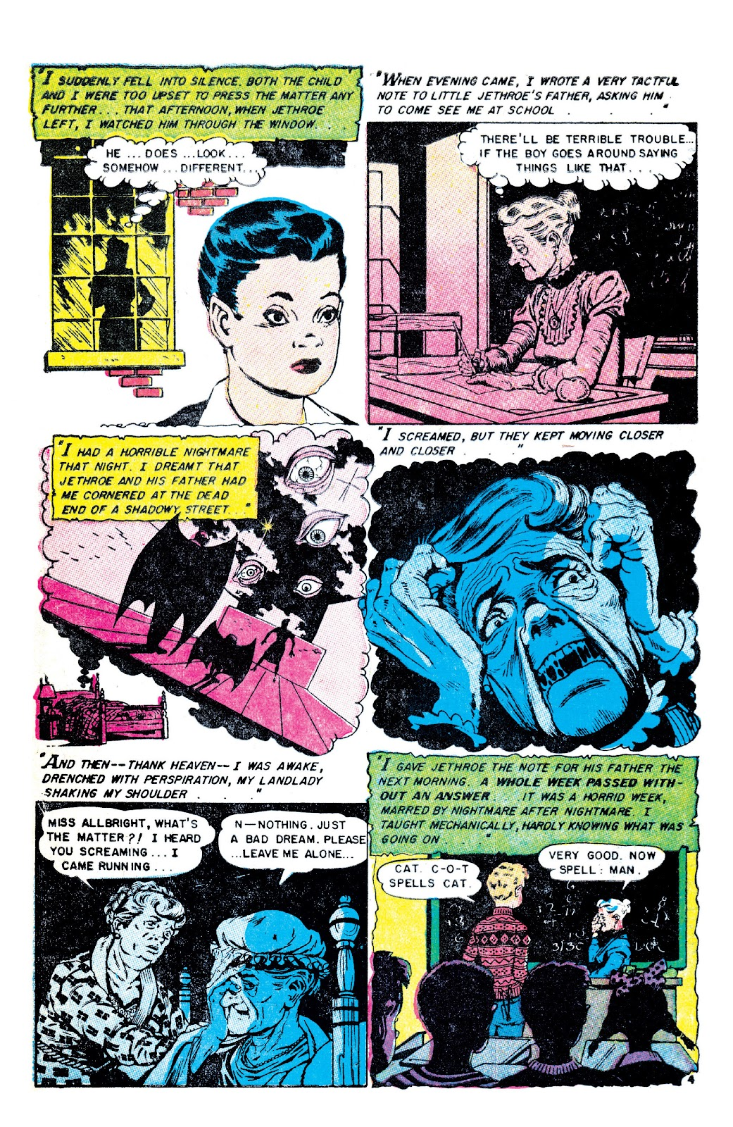 Haunted Horror Issue #19 #19 - English 10