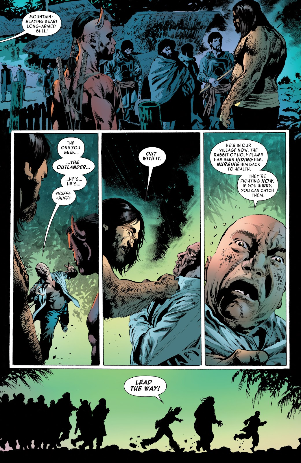 Iron Fist (2017) Issue #4 #4 - English 14