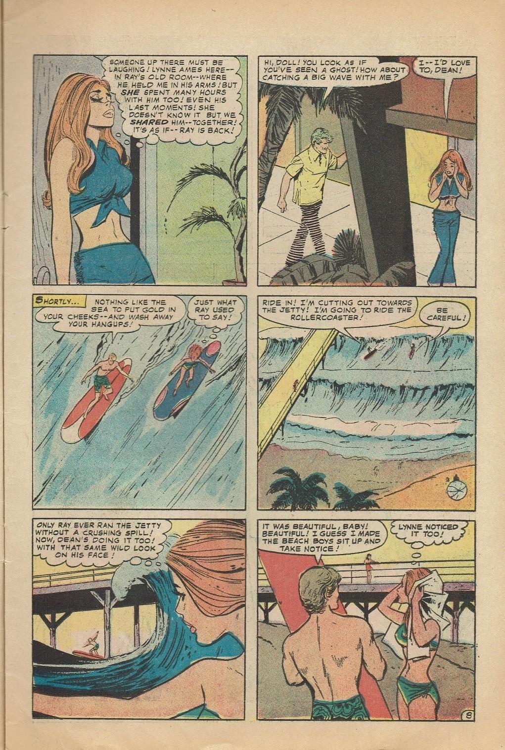 Read online Secret Hearts comic -  Issue #144 - 11