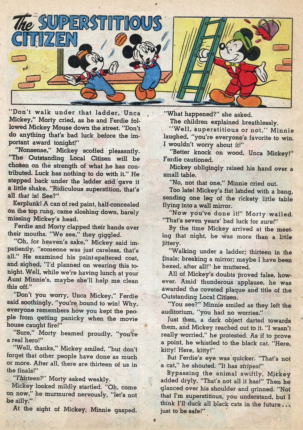 Uncle Scrooge (1953) Issue #18 #18 - English 30