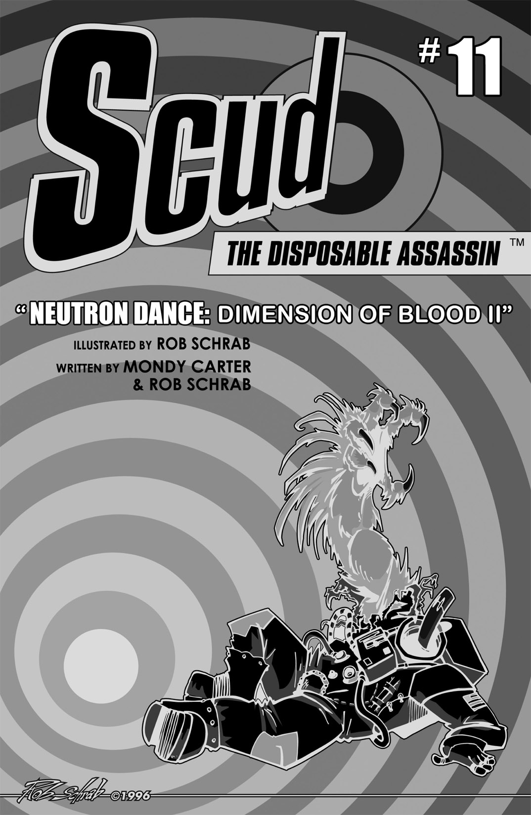Read online Scud: The Disposable Assassin: The Whole Shebang comic -  Issue # TPB (Part 2) - 68
