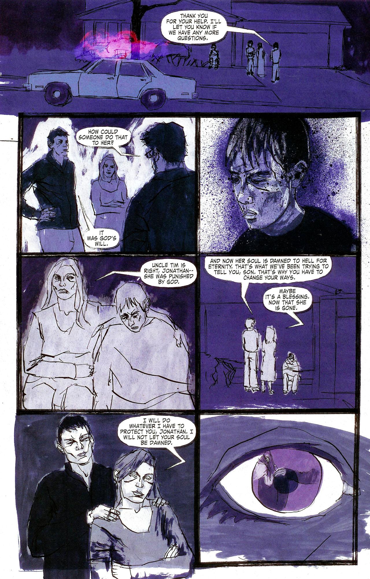 Read online Se7en comic -  Issue #4 - 27