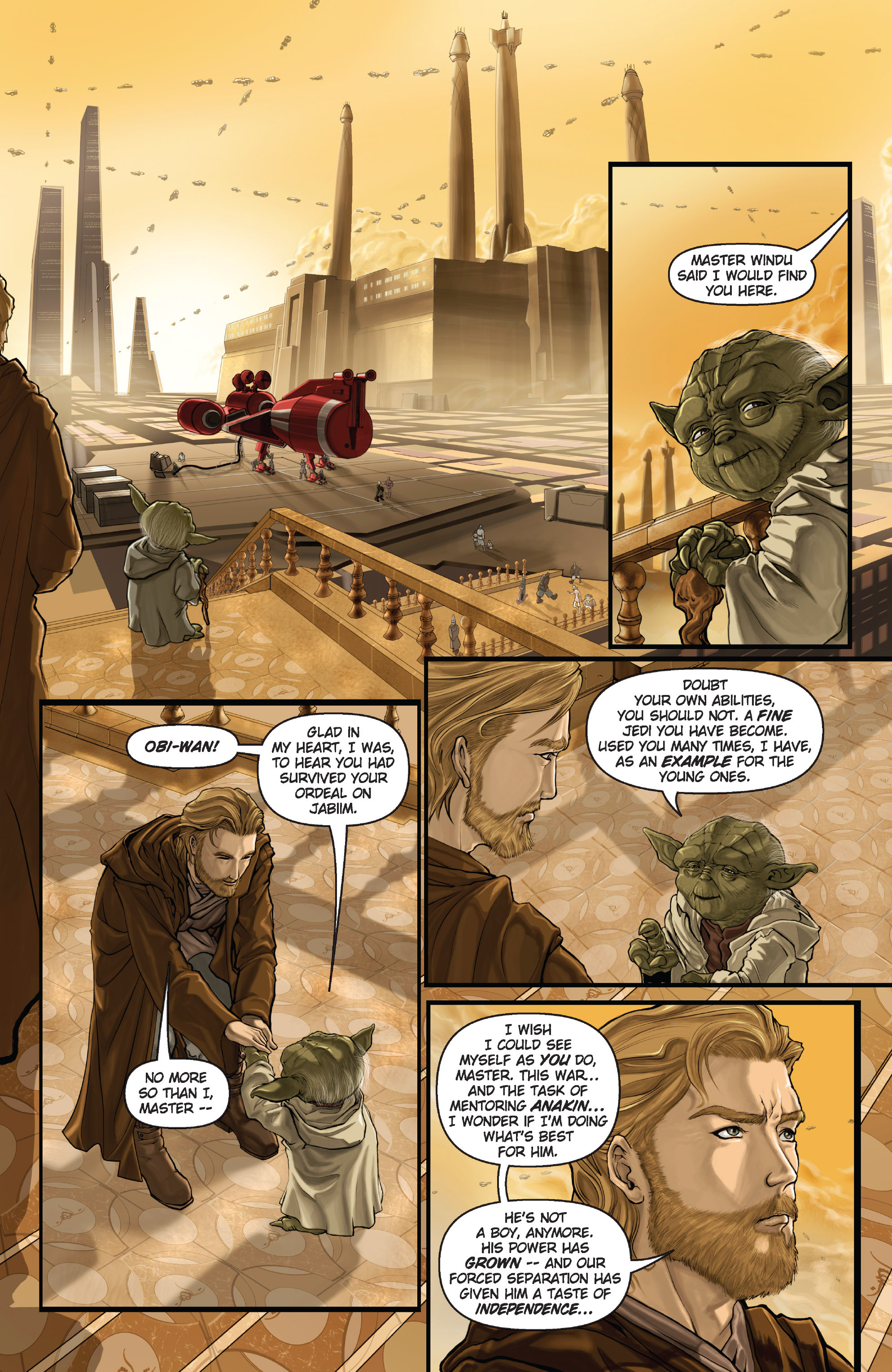 Star Wars Legends Epic Collection: The Clone Wars chap 2 pic 155