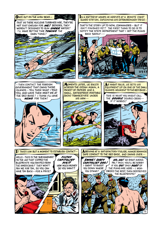 Sub-Mariner Comics #34 #34 - English 25