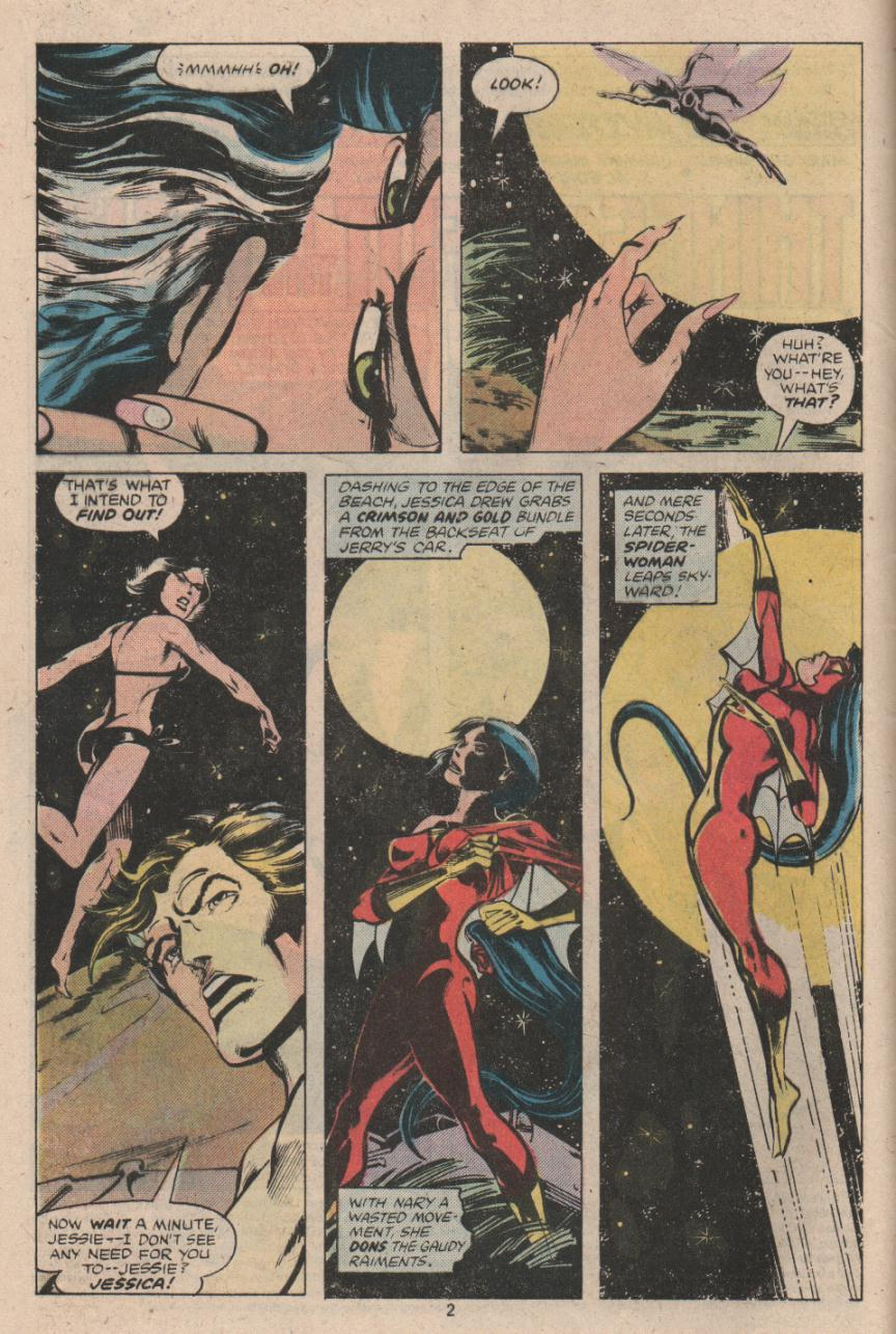 Spider-Woman (1978) #10 #41 - English 3