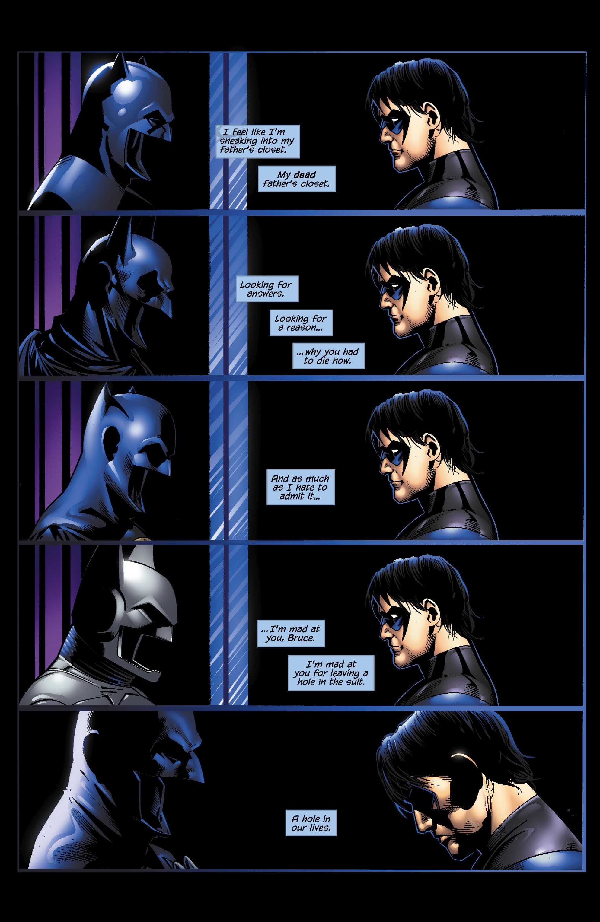 Nightwing (1996) chap 152 pic 4