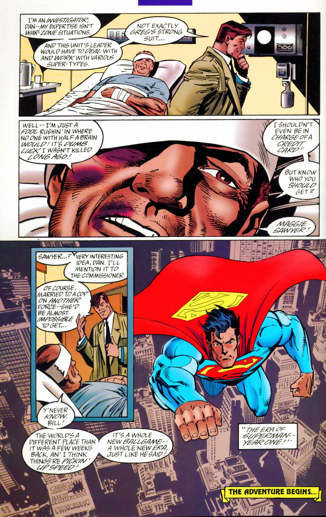 Adventures of Superman (1987) _Annual_7 Page 47
