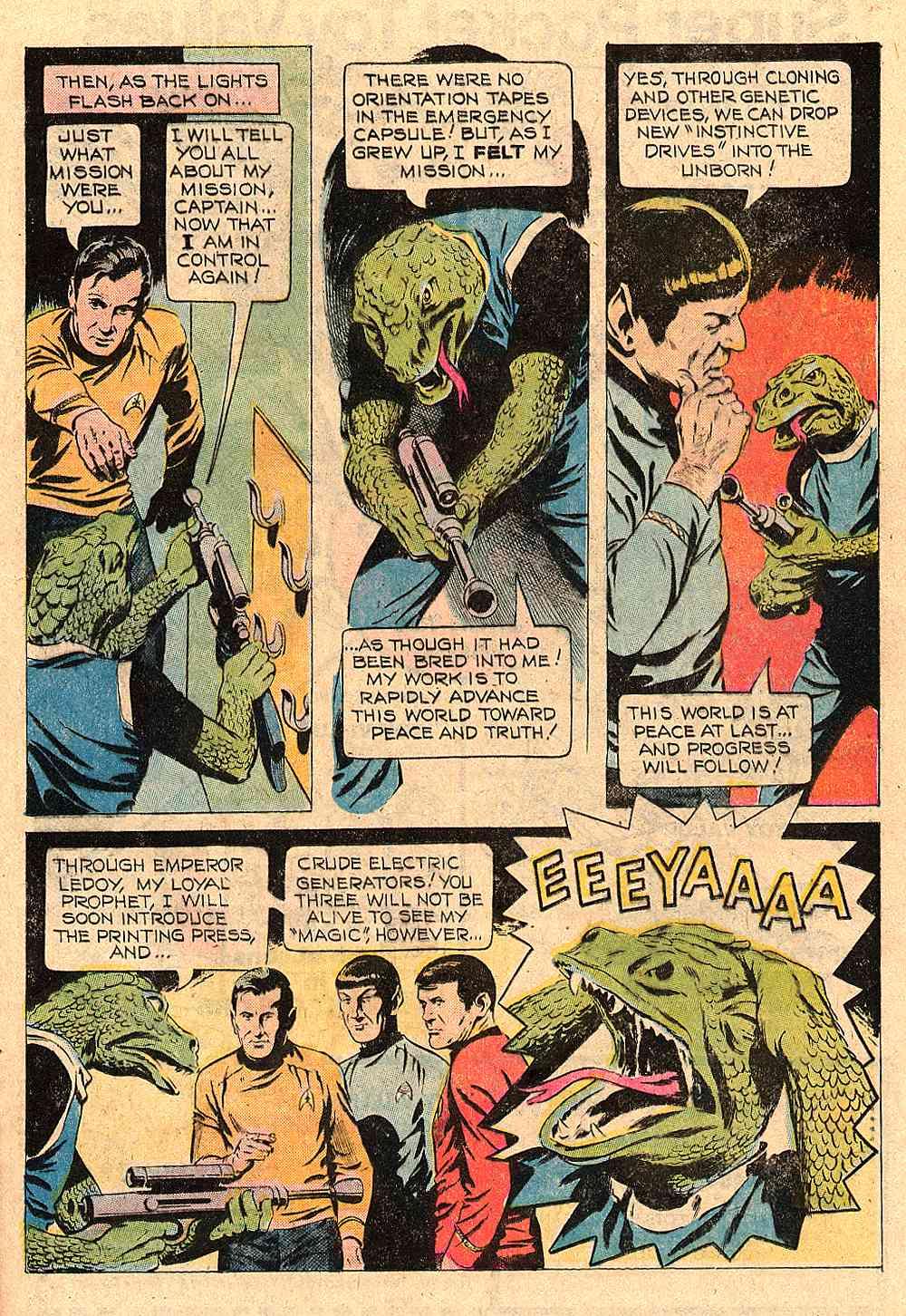 Star Trek (1967) #57 #57 - English 15