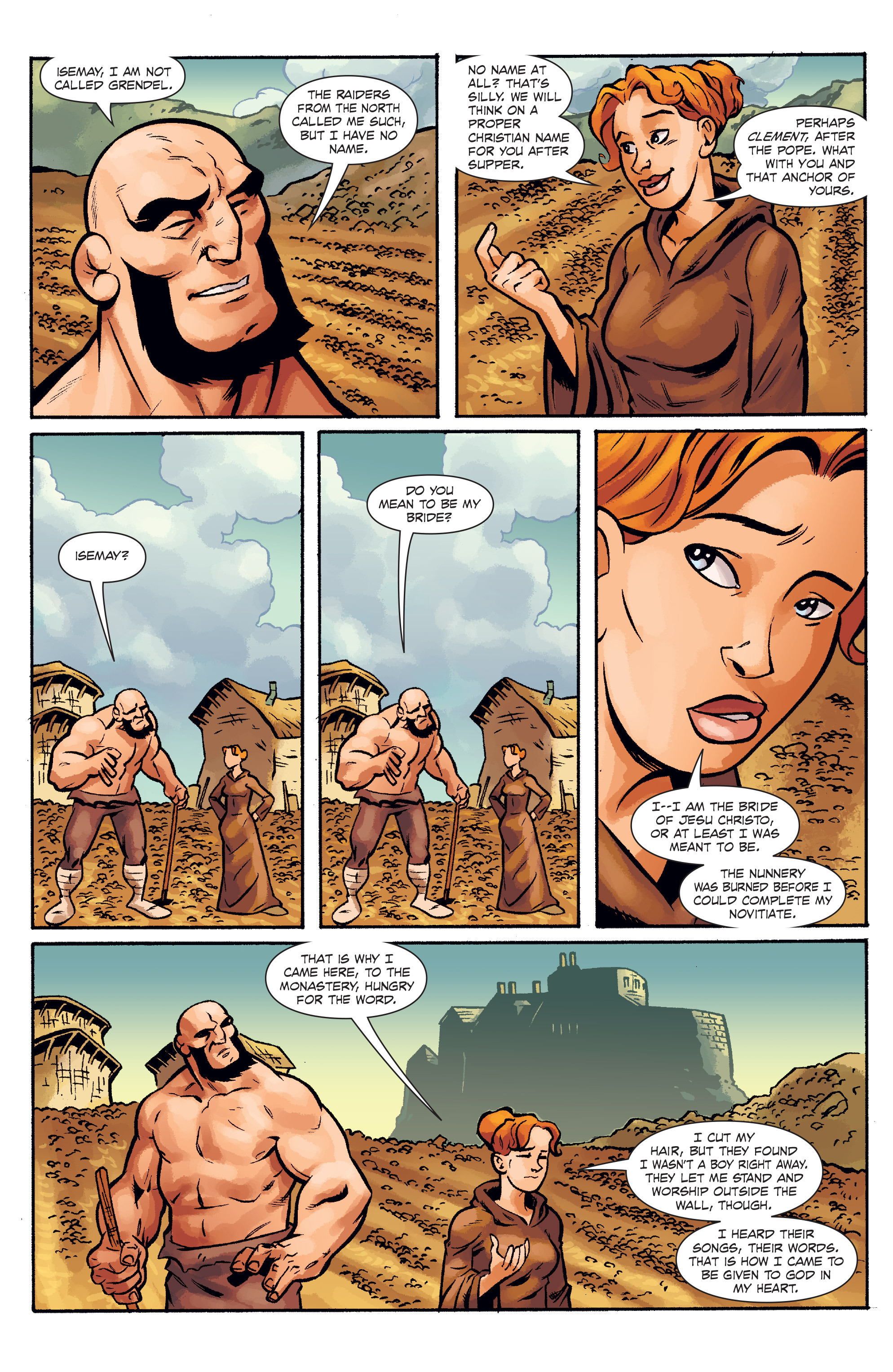 Read online The Anchor comic -  Issue # TPB 2 - 34