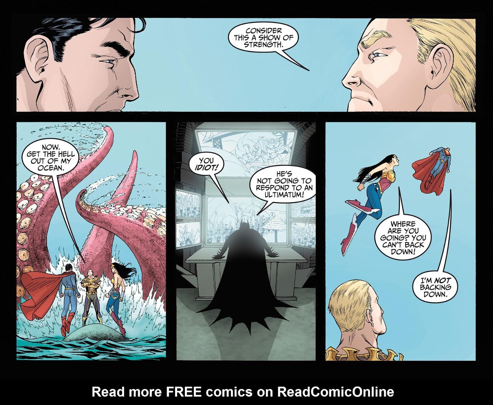 Injustice: Gods Among Us [I] Issue #12 #13 - English 11