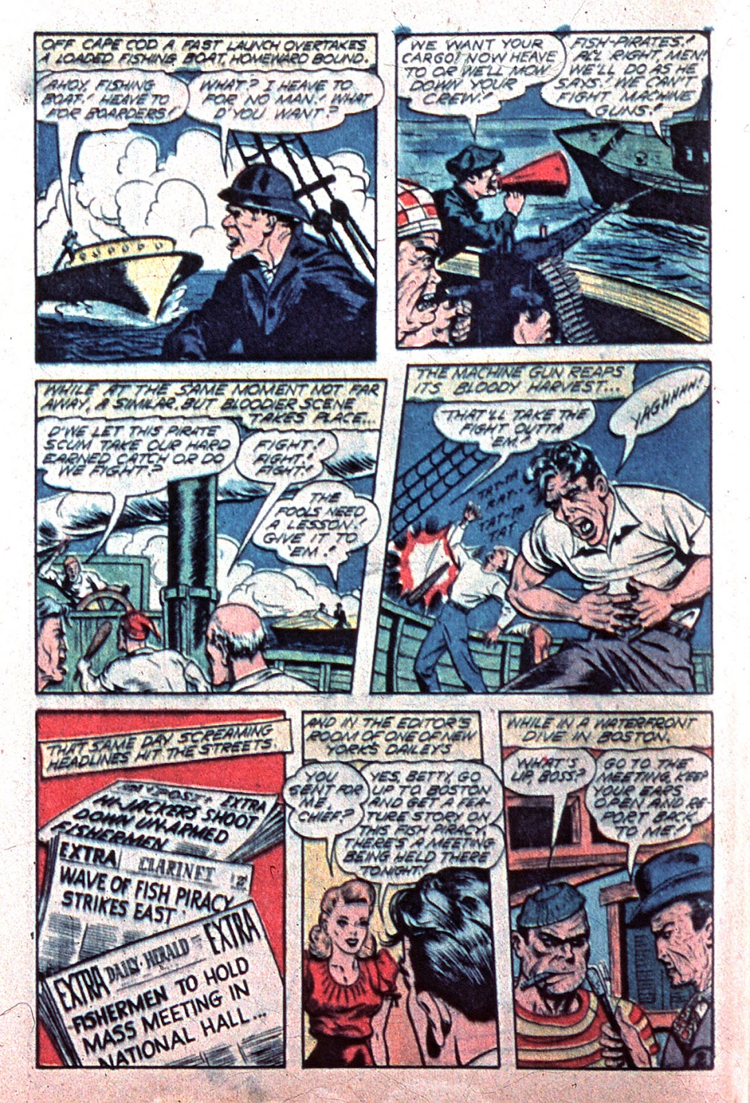 Sub-Mariner Comics Issue #15 #15 - English 4