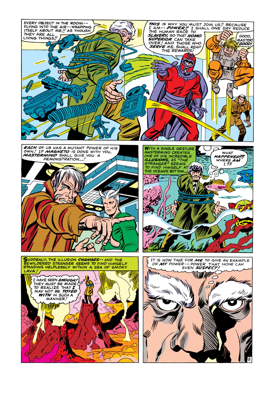 Uncanny X-Men (1963) 11 Page 8