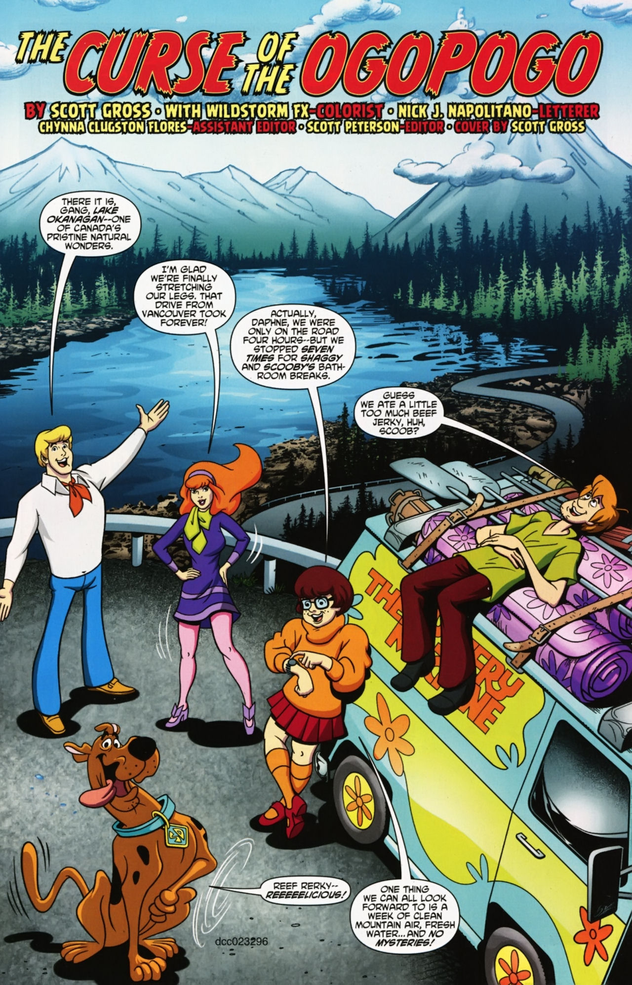 Read online Scooby-Doo: Where Are You? comic -  Issue #1 - 3
