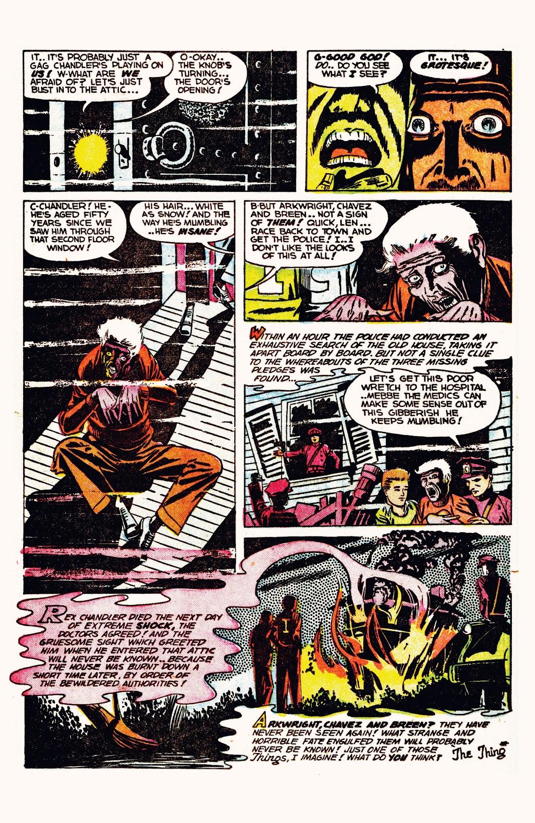 Haunted Horror Issue #6 #6 - English 33