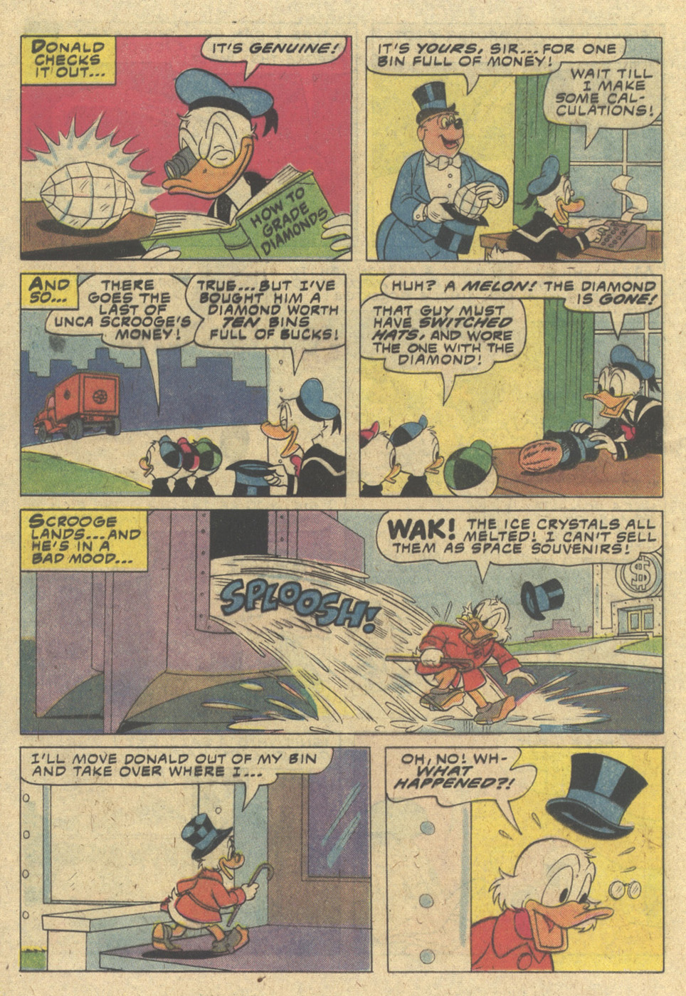 Uncle Scrooge (1953) Issue #188 #188 - English 12