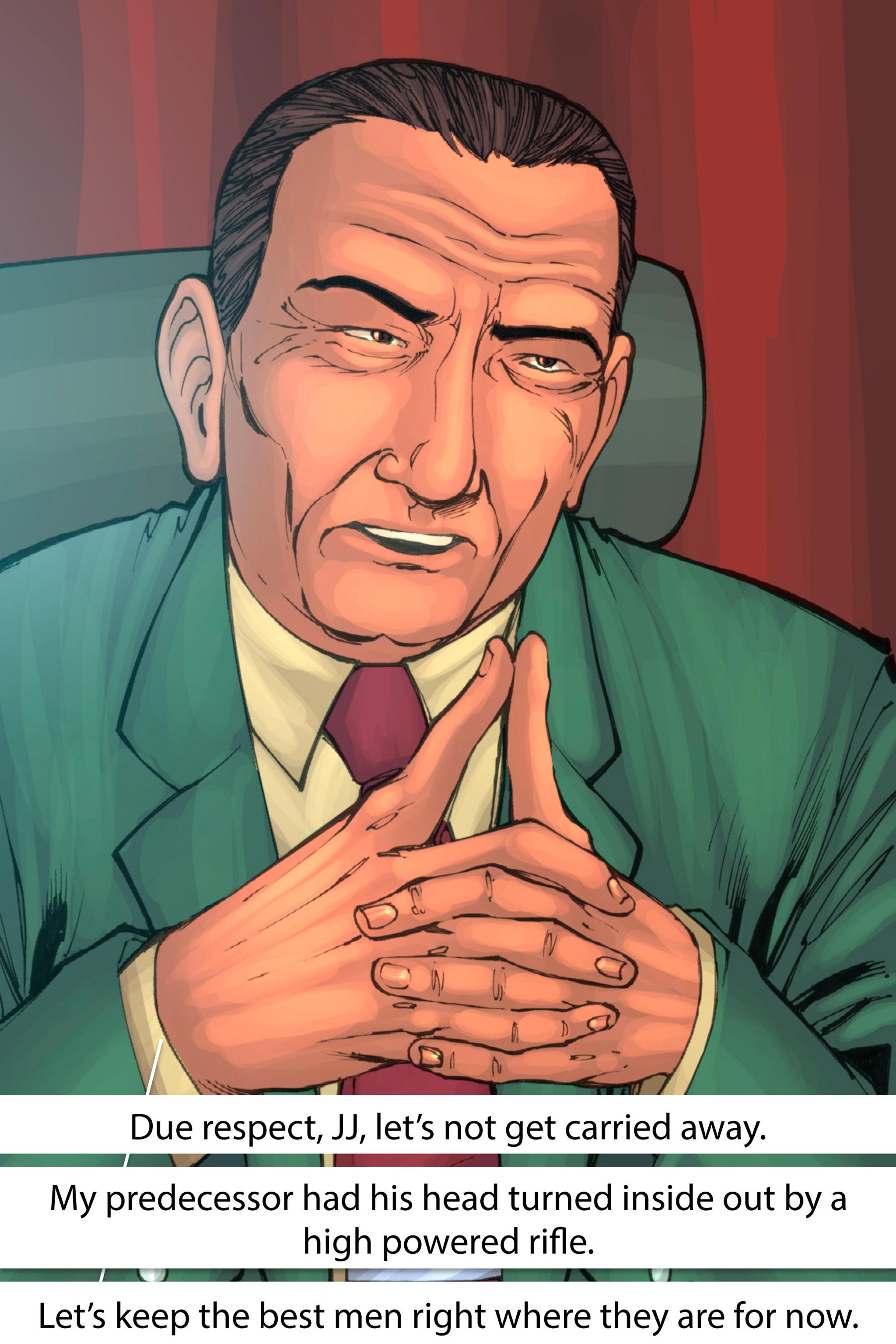 Read online Z-Men comic -  Issue #1 - 57