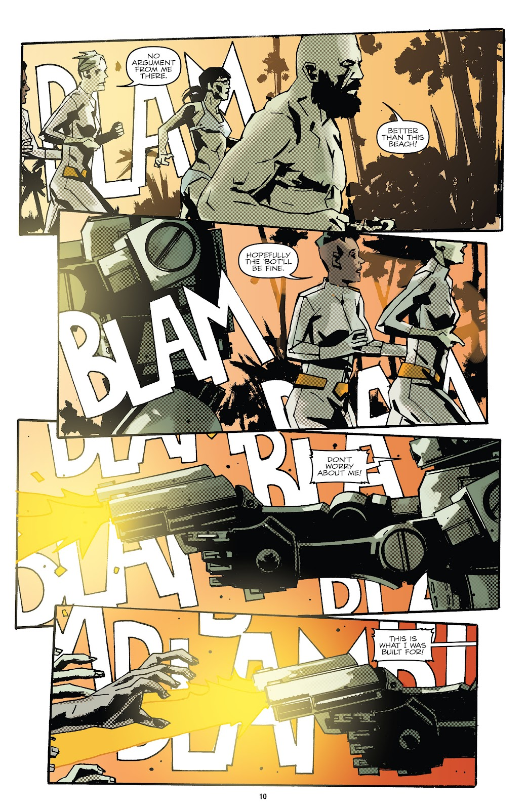 Zombies vs Robots (2015) Issue #9 Page 12