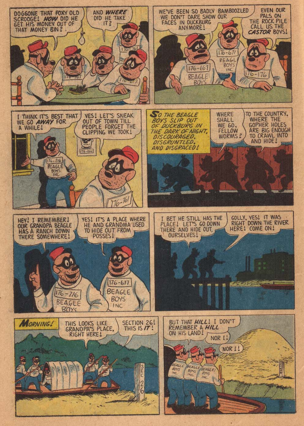 Uncle Scrooge (1953) Issue #21 #21 - English 18