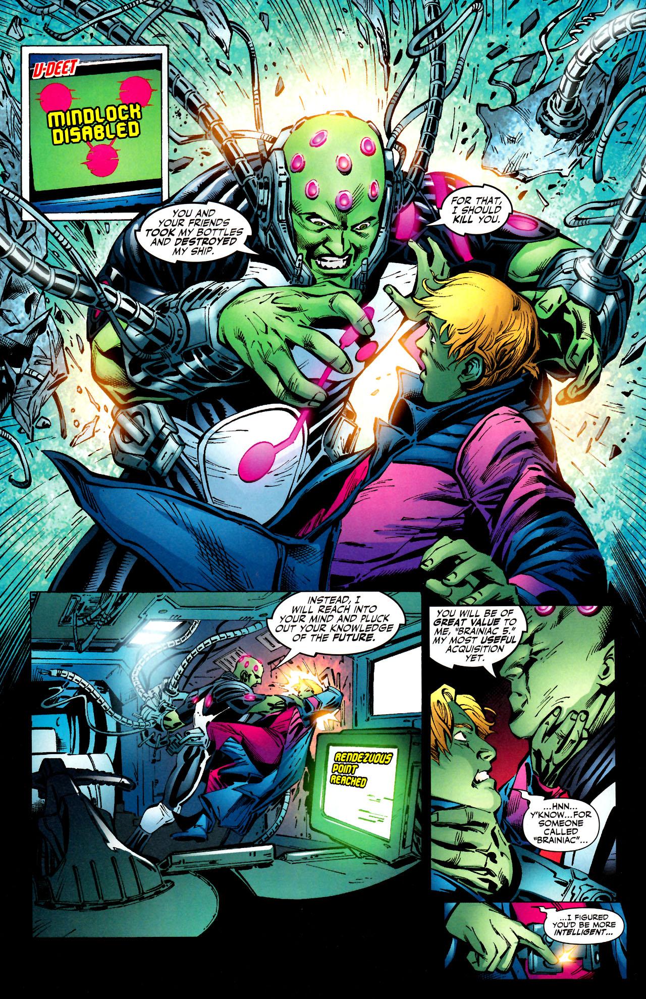 Read online Adventure Comics (2009) comic -  Issue #11 - 6