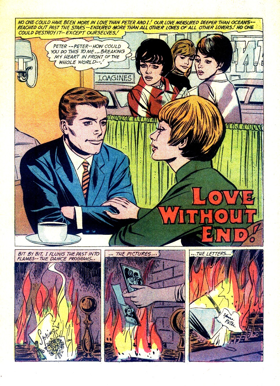 Read online Secret Hearts comic -  Issue #126 - 11