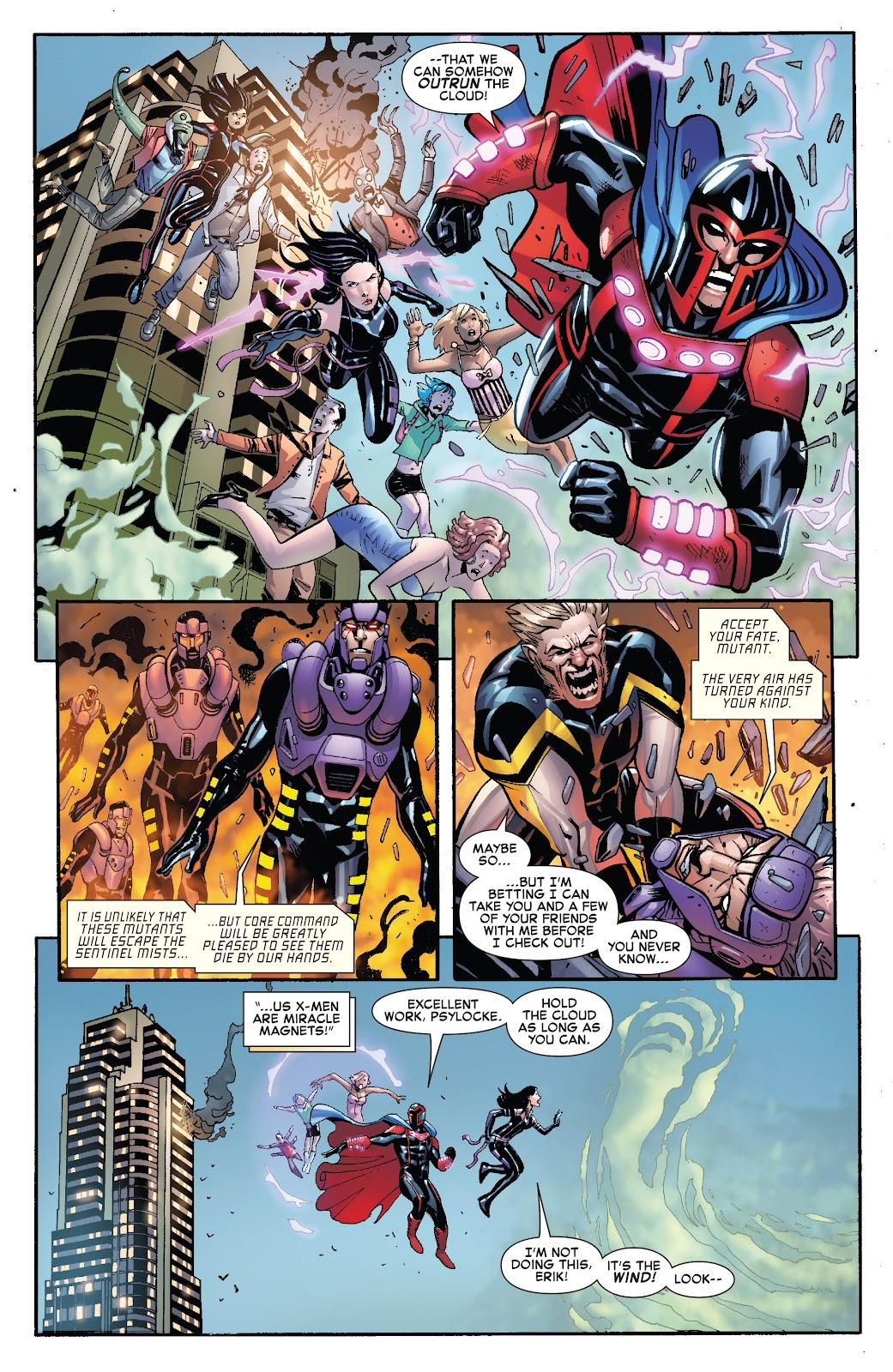 Civil War II: X-Men Issue #1 #1 - English 13