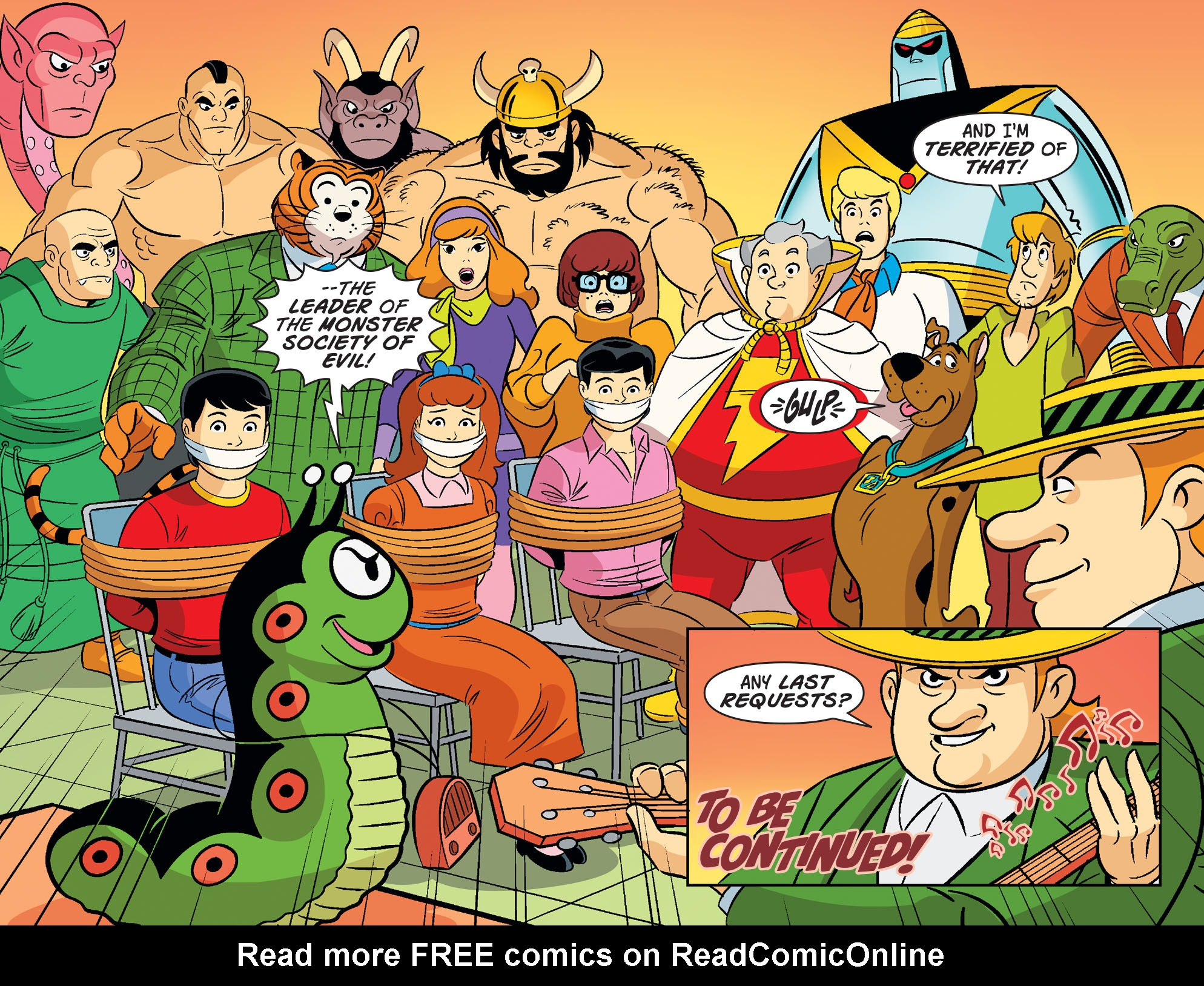 Read online Scooby-Doo! Team-Up comic -  Issue #31 - 23